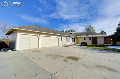 5175 Sapphire Drive, Colorado Springs, CO 80918 - MLS#: 8106632