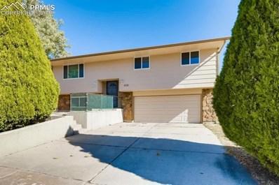 2121 Monterey Road, Colorado Springs, CO 80910 - MLS#: 8106633