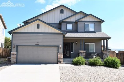 7270 Araia Drive, Fountain, CO 80817 - MLS#: 8125067