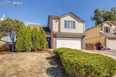 6650 Chantilly Place, Colorado Springs, CO 80922 - MLS#: 8126173