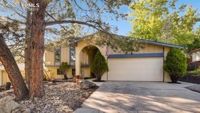 5810 Del Paz Drive, Colorado Springs, CO 80918 - MLS#: 8131117