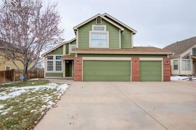 1025 Piros Drive, Colorado Springs, CO 80922 - MLS#: 8138852