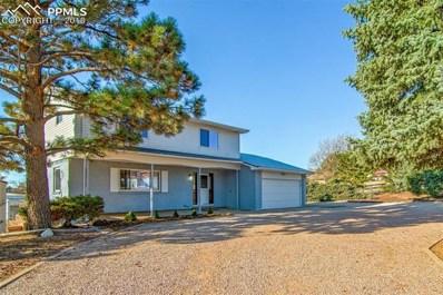 4919 Rocking R Drive, Colorado Springs, CO 80915 - MLS#: 8144345