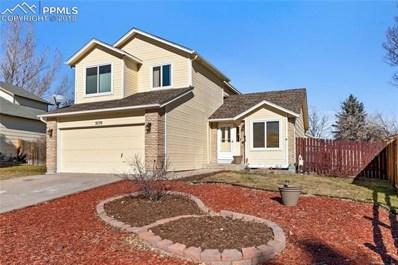 3770 Oneida Lane, Colorado Springs, CO 80918 - MLS#: 8151265