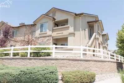 6924 Ash Creek Heights UNIT 102, Colorado Springs, CO 80922 - MLS#: 8153922