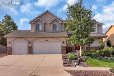 6551 Prairie Wind Drive, Colorado Springs, CO 80923 - MLS#: 8158939