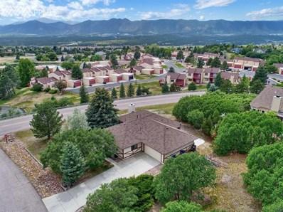 14510 Latrobe Drive, Colorado Springs, CO 80921 - MLS#: 8164023