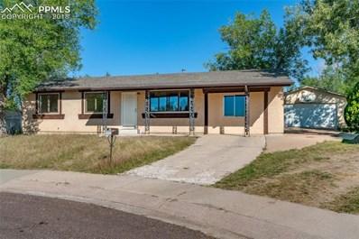 6840 Omaha Boulevard, Colorado Springs, CO 80915 - MLS#: 8170526