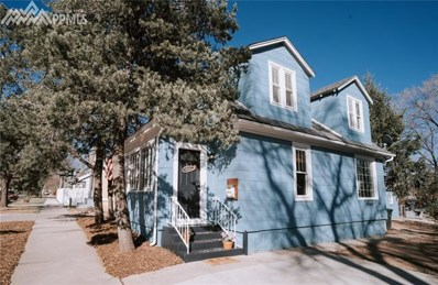 113 S 11th Street, Colorado Springs, CO 80904 - MLS#: 8187759