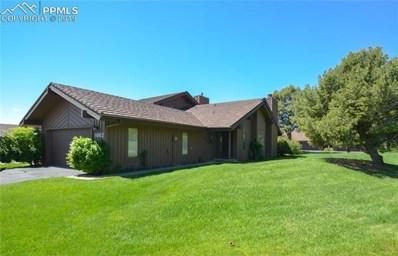 1002 Hill Circle, Colorado Springs, CO 80904 - MLS#: 8196691