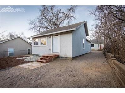 744 E Costilla Street, Colorado Springs, CO 80903 - MLS#: 8197834