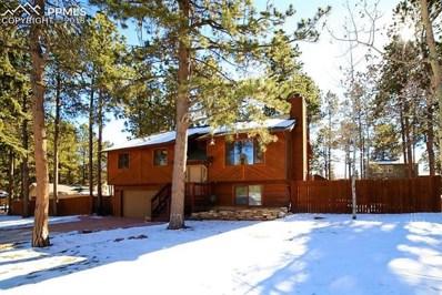 501 Wildflower Road, Woodland Park, CO 80863 - MLS#: 8218438