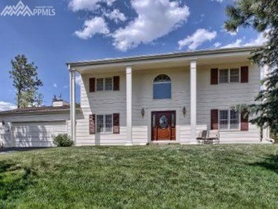19120 Rosewood Way, Monument, CO 80132 - MLS#: 8220878