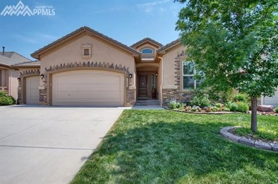 2553 Cinnabar Road, Colorado Springs, CO 80921 - MLS#: 8235822