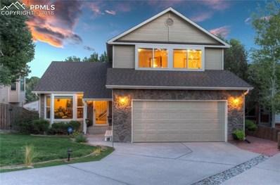 5031 Galileo Drive, Colorado Springs, CO 80917 - MLS#: 8238497