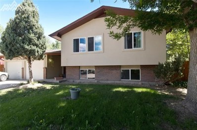 7115 Whiteface Court, Fountain, CO 80817 - MLS#: 8249939