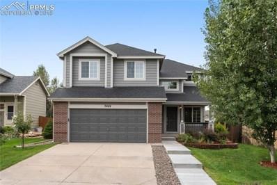 7469 Straggler Circle, Colorado Springs, CO 80922 - MLS#: 8264552