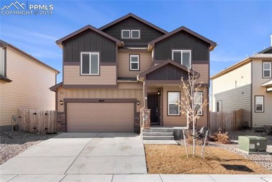 9850 Silver Stirrup Drive, Colorado Springs, CO 80925 - MLS#: 8264664