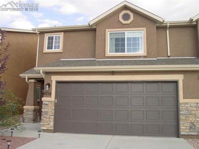 4255 Rosalie Street, Colorado Springs, CO 80917 - MLS#: 8272726