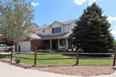 7805 Scarborough Drive, Colorado Springs, CO 80920 - #: 8277345