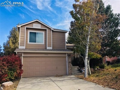 5460 Paradox Drive, Colorado Springs, CO 80923 - MLS#: 8278433