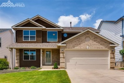 7816 Swiftrun Road, Colorado Springs, CO 80920 - MLS#: 8282773