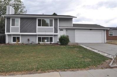 2050 Bula Drive, Colorado Springs, CO 80915 - MLS#: 8288548