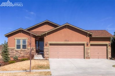 2314 Ledgewood Drive, Colorado Springs, CO 80921 - MLS#: 8291175