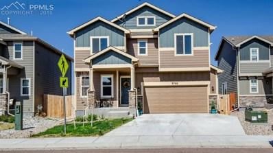 9766 Silver Stirrup Drive, Colorado Springs, CO 80925 - MLS#: 8296427