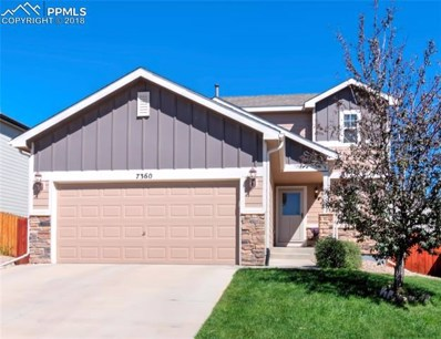 7360 Willowdale Drive, Fountain, CO 80817 - MLS#: 8296979