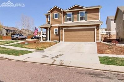 3867 Papuan Drive, Colorado Springs, CO 80922 - MLS#: 8302346