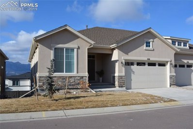 1410 Promontory Bluff View, Colorado Springs, CO 80921 - MLS#: 8305675
