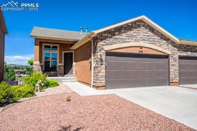 4196 Siferd Boulevard, Colorado Springs, CO 80917 - MLS#: 8306852