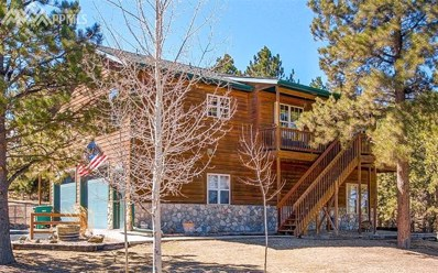 21 Shadowood Place, Woodland Park, CO 80863 - MLS#: 8309509