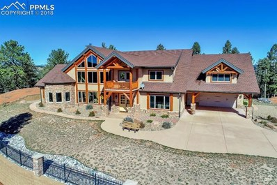 684 Kylie Heights Heights, Woodland Park, CO 80863 - MLS#: 8311191