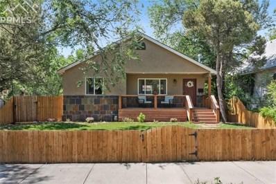 1111 W Kiowa Street, Colorado Springs, CO 80904 - MLS#: 8311825
