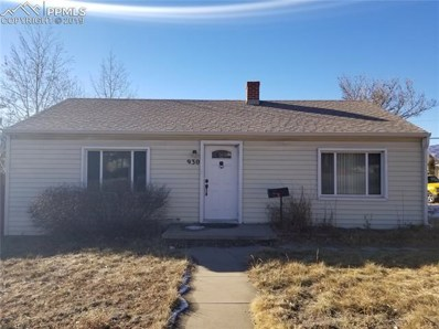 930 N Union Boulevard, Colorado Springs, CO 80909 - MLS#: 8320560