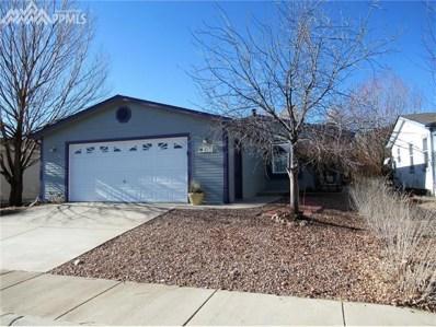 4571 Gray Fox Heights, Colorado Springs, CO 80922 - MLS#: 8341472