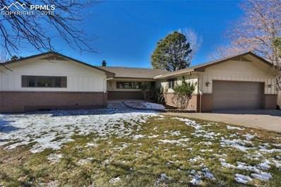 4729 Vista View Lane, Colorado Springs, CO 80915 - MLS#: 8341744