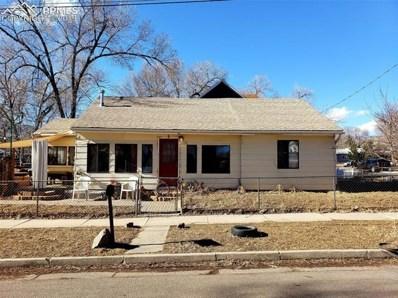 2901 W Uintah Street, Colorado Springs, CO 80904 - MLS#: 8347094