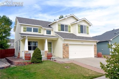 3332 Viero Drive, Colorado Springs, CO 80916 - MLS#: 8350292