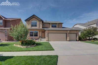 5591 Calvert Creek Drive, Colorado Springs, CO 80924 - MLS#: 8355534