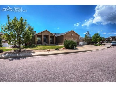 303 Gold Claim Terrace, Colorado Springs, CO 80905 - MLS#: 8356072