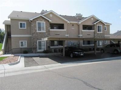 3830 Strawberry Field Grove UNIT H, Colorado Springs, CO 80906 - MLS#: 8357369