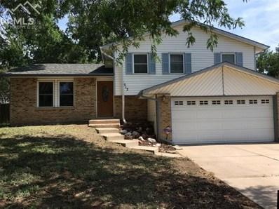 3512 Calderwood Place, Colorado Springs, CO 80918 - MLS#: 8360235