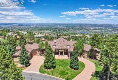 4915 Canyon Meadows View, Colorado Springs, CO 80906 - MLS#: 8361020