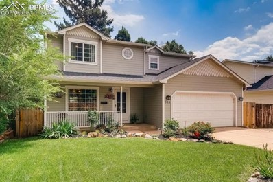 935 N Walnut Street, Colorado Springs, CO 80905 - MLS#: 8361066