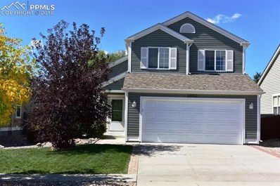 6550 Trenton Street, Colorado Springs, CO 80923 - MLS#: 8362547