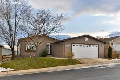 4643 Gray Fox Heights UNIT 144, Colorado Springs, CO 80922 - MLS#: 8362707