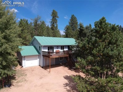 1596 County 512 Road, Divide, CO 80814 - MLS#: 8366712